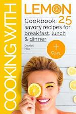 Cooking with Lemon. Cookbook