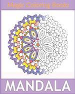 Magic Mandala Coloring