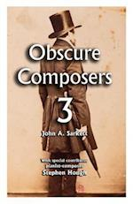Obscure Composers 3