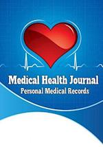 Medical Health Journal Personal Medical Records