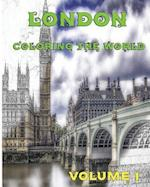 London Coloring the World Vol.1