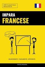 Impara Il Francese - Velocemente / Facilmente / Efficiente