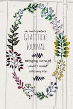 My Nearly Perfect Gratitude Journal