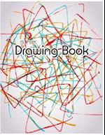 Blank Drawing Book by T.Michelle