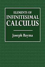 Elements of Infinitesimal Calculus