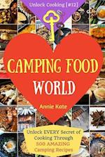 Welcome to Camping Food World