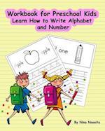 Workbook for Preschool Kids
