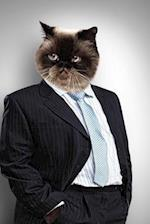 Cat in a Business Suit Journal