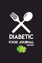 Diabetic Food Journal for Kids