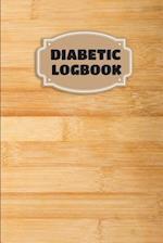 Diabetic Log Book