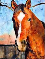 Journaling Notebook (Horse 8.5