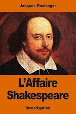 L'Affaire Shakespeare