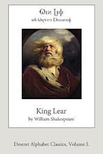 King Lear (Deseret Alphabet Edition)