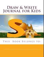 Draw & Write Journal for Kids