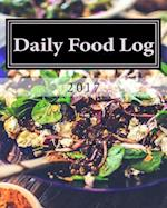 Daily Food Log 2017