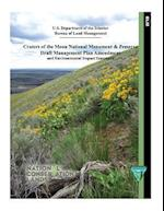 Craters of the Moon National Monument Draft Mmp Amendment and Environmental Impact Statement