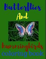 Butterflies and Hummingbirds