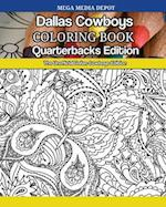 Dallas Cowboys Quarterbacks Coloring Book