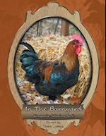 In the Barnyard Grayscale Coloring Book