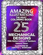 Amazing Illustrations of Mechanical Designs