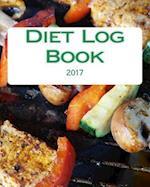 Diet Log Book 2017
