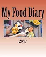 My Food Diary 2017