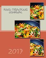 Food Tracking Journal 2017