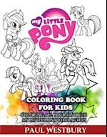 My Little Pony Coloring Book for Kids