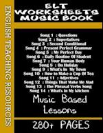 ELT Worksheets - Music Book af Ben Tyers