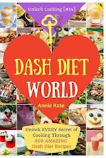 Welcome to Dash Diet World