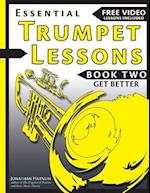 Essential Trumpet Lessons, Book Two