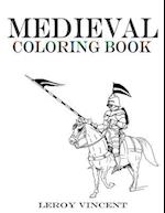 Medieval Coloring Book