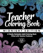 Teacher Coloring Book