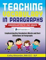 Teaching Vocabulary in Paragraphs
