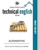 Speak, Read & Write Technical English Now