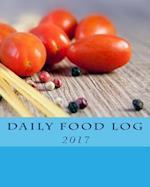 Daily Food Log 2017