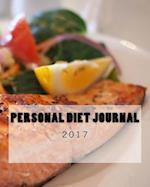 Personal Diet Journal 2017