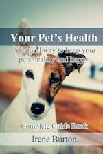 Your Pet?s Health