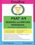 PSAT 8/9 Reading and Writing Workbook