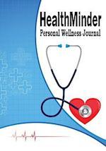 Healthminder Personal Wellness Journal