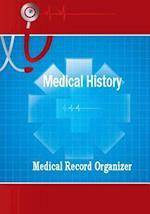 Medical History Medical Record Organizer