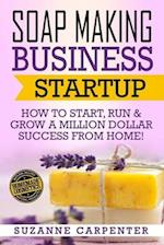 Soap Making Business Startup