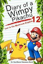 Diary of a Wimpy Pikachu 12