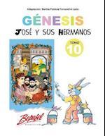 Genesis-Jose y Sus Hermanos-Tomo 10
