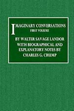 Imaginary Conversations - First Volume