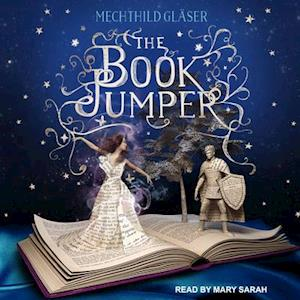 Lydbog, CD The Book Jumper af Mechthild Glaser