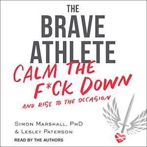 Lydbog, CD The Brave Athlete af Simon Marshall