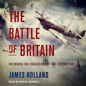 Lydbog, CD The Battle of Britain af James Holland