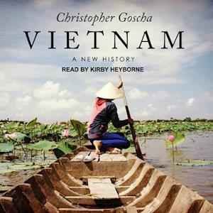 Lydbog, CD Vietnam af Christopher Goscha