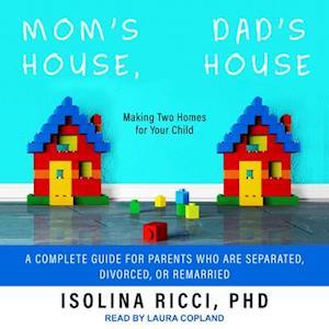 Lydbog, CD Mom's House, Dad's House af Isolina Ricci